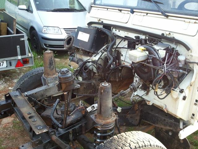 Vyndaný motor