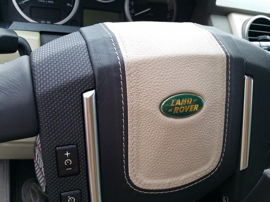 Kožený airbag